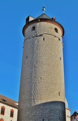 Bergfried, Festung Marienberg zu Würzburg