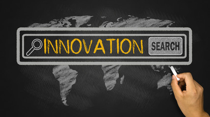 search for innovation