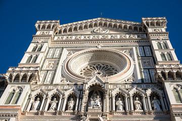 Facade of the Basilica di Santa Maria del Fiore