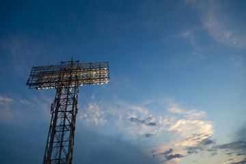 フェンウェイパークの照明塔