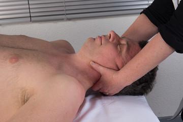 Massage tête et nuque