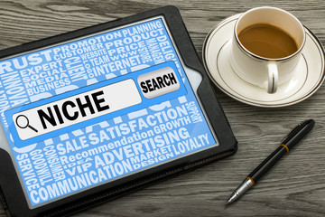 search for niche