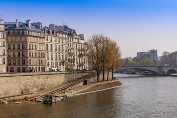 Paris, France, on March 25, 2011. Typical city landscape.