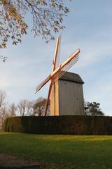 Nord _ Flandre - Mont Cassel - Moulin
