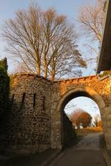 Nord - Cassel - Ancienne porte du château