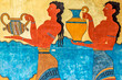 Procession Fresco at Knossos Palace - 75700134