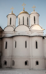 Spaso-Preobrazhensky Cathedral.