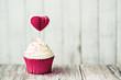 Valentine cupcake - 75701538