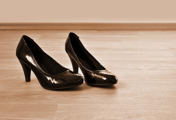shoes floor interior