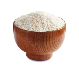 Bowl full of rice