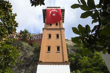 Aufzug Tarihi Asansör Izmir