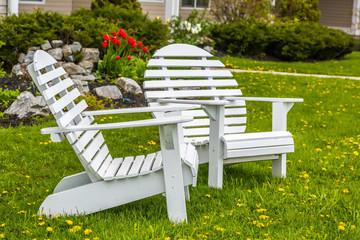 Moon Chairs