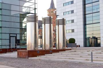 Moderne Firmengebäude in Köln