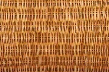 A natural basket textures background