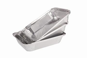 Foil trays