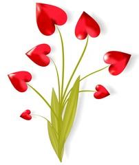 Herzchenblumen