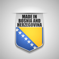 Made in Bosnia and Herzegovina