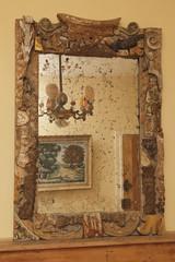 miroir appartement vintage