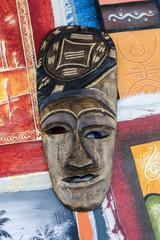 maschera dominicana