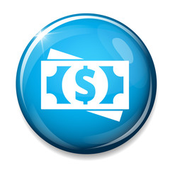 Dollars sign icon. USD currency symbol. Money cash.