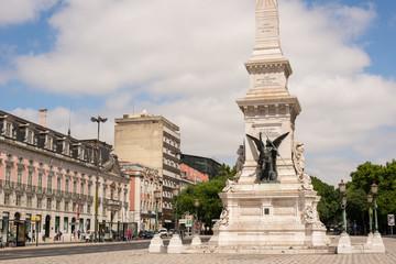 Restauradores Square, Lisbon