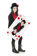 I'll Be Your Queen of Hearts