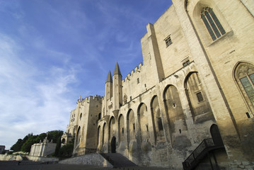 Avignon (Provence, France), Palace of the Popes