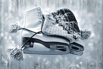 Eislaufen - Ein beliebter Wintersport