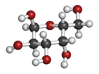 Galactose sugar molecule. Present in milk and dairy products.