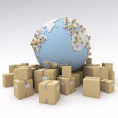International shipment