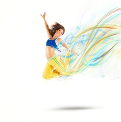 Dancer colors