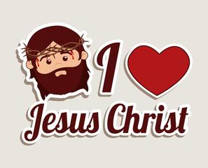 Religion design, vector illustration.