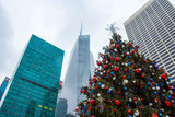 Fototapety New York Christmas Tree