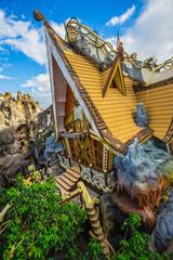 Hang Nga Crazy House, Biệt thự Hằng Nga, Da Lat