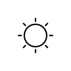 Brithness Trendy Thin Line Icon