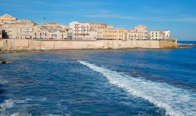 Ortigia Old Town of Siracusa, Sicily