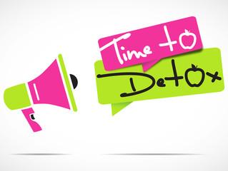 megaphone : time to detox