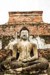 Ancient buddha image