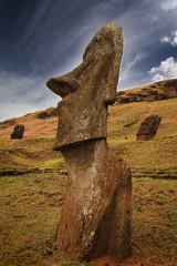 Moai (Easter Island)