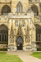 St. Peter Cathedral side portal, Exeter