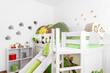 Leinwanddruck Bild - Kinderzimmer Wohnung
