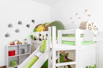 Kinderzimmer © Matthias Buehner