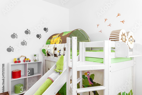 Leinwanddruck Bild Kinderzimmer Wohnung
