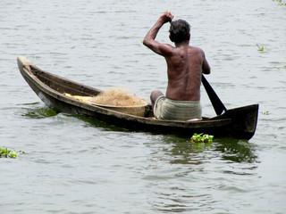 Pêcheur indien