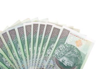 Lot of polish money