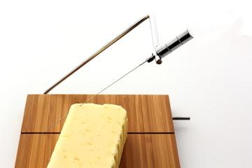 beurre sous le fil