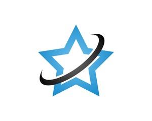 Star Logo Template v.6