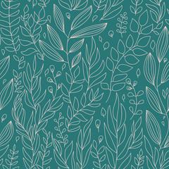 Plants background