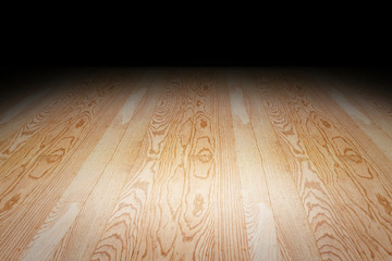 Plank wood floor texture background for display your product