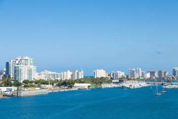 Luxury Condos on Blue Water of Puerto Rico